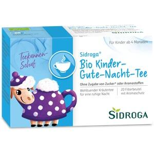 SIDROGA Bio Kinder Gute Nacht Tee Filterbtl. Preisvergleich