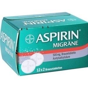 Aspirin Migraene Preisvergleich