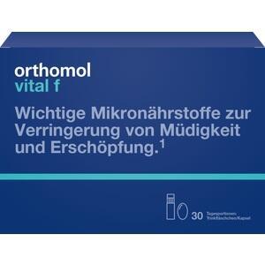 Orthomol Vital F Trinkflae Preisvergleich