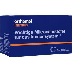 Orthomol Immun 15tab-kap Preisvergleich