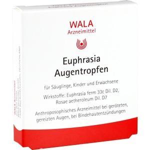 Euphrasia Augentropfen Preisvergleich