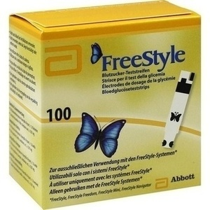 Freestyle Teststreifen Preisvergleich
