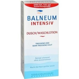 Balneum Intensiv Dusch-u.waschlotion Preisvergleich