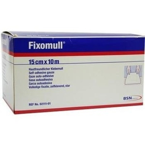Fixomull Klebemull 10mx15cm 2111 Preisvergleich