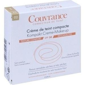 AVENE Couvrance Kompakt Make up nat.reich.02 Neu Preisvergleich