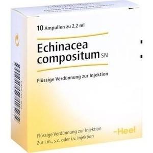 Echinacea Compositum Sn Amp. Preisvergleich