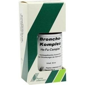 Broncho Komplex Ho Fu Complex Tropfen Preisvergleich
