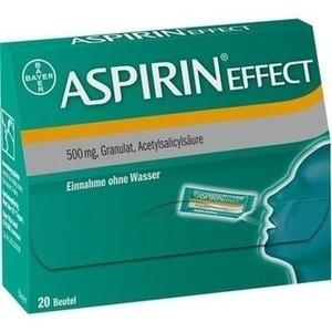 ASPIRIN EFFECT Granulat Preisvergleich