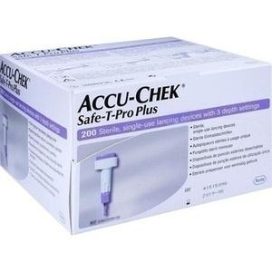 ACCU CHEK Safe T Pro Plus Lanzetten Preisvergleich