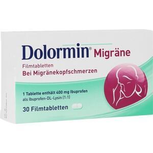 Dolormin Migraene Preisvergleich