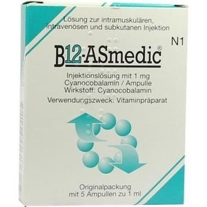 B12 Asmedic Preisvergleich