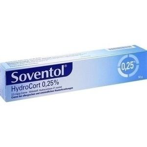 SOVENTOL Hydrocort 0,25% Creme Preisvergleich