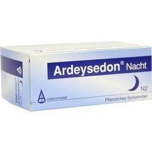 Ardeysedon Nacht