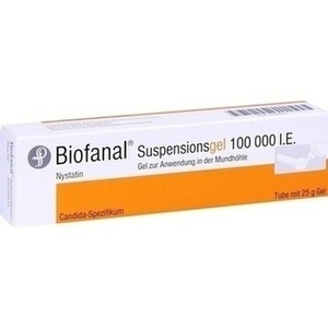 Biofanal Suspens Gel Tube Preisvergleich