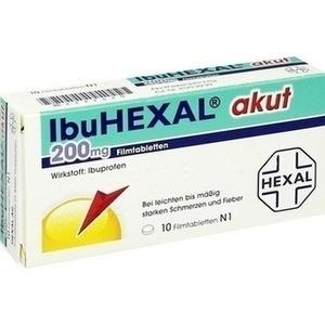 Ibuhexal Akut 200 Preisvergleich