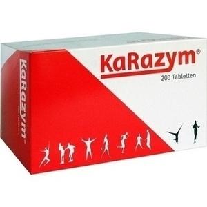 KARAZYM Tabletten magensaftresistent