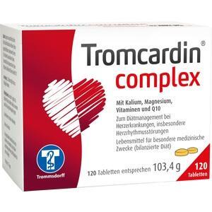 TROMCARDIN Complex Tabl. Preisvergleich