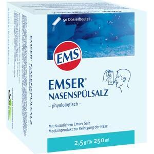 Emser Nasenspuelsalz Physiologisch Btl. Preisvergleich