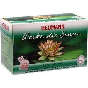 Heumann Tee Wecke Die Sinne Filterbtl. Preisvergleich
