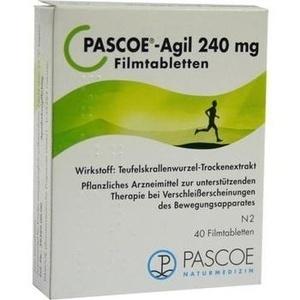 PASCOE Agil 240 mg Filmtabl. Preisvergleich