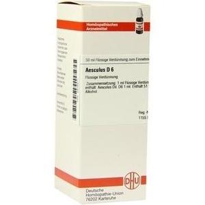 Aesculus D 6 Dil. Preisvergleich