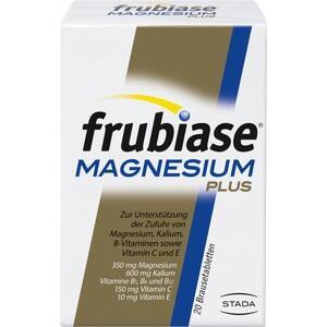 Frubiase Magnesium Plus Preisvergleich