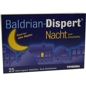 Baldrian Dispert Nacht Z E Preisvergleich
