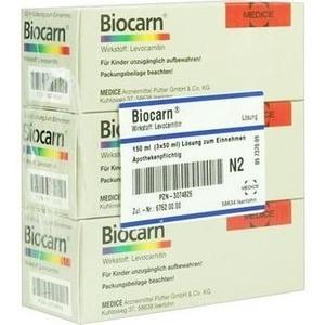 Biocarn Preisvergleich