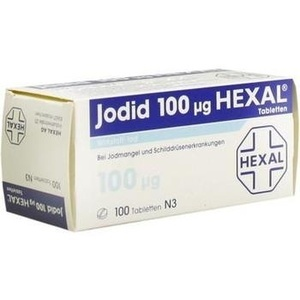 Jodid 100 Hexal Preisvergleich