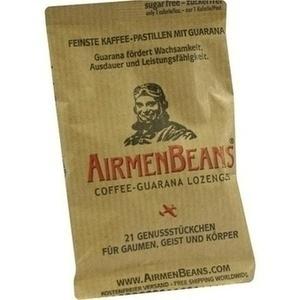 Airmenbeans Kaffeep M Guar Preisvergleich