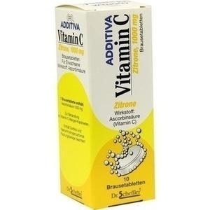Additiva Vitamin C Preisvergleich
