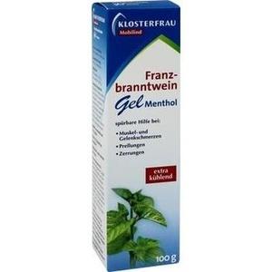 Klosterfrau Franzbr Gel Preisvergleich