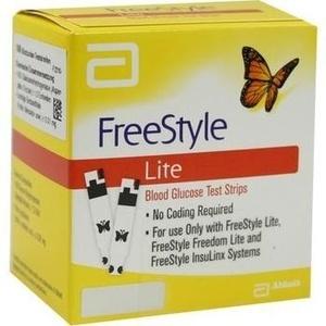 FREESTYLE Lite Teststreifen ohne Codieren Preisvergleich