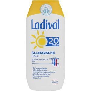 LADIVAL allergische Haut Gel LSF 20 Preisvergleich