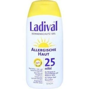LADIVAL allergische Haut Gel LSF 25 Preisvergleich
