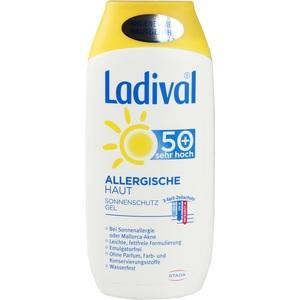 LADIVAL allergische Haut Gel LSF 50+ Preisvergleich