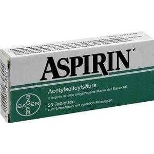 ASPIRIN 500 mg Tabletten Preisvergleich