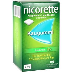 Nicorette 2mg Freshmint Preisvergleich