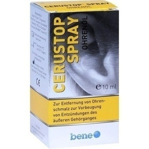 CERUSTOP Ohrenoel-Spray Preisvergleich