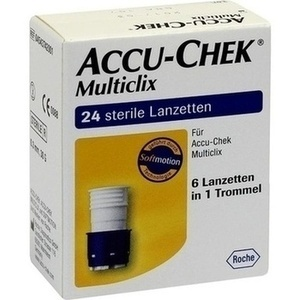 Accu Chek Multiclix Lanzet Preisvergleich