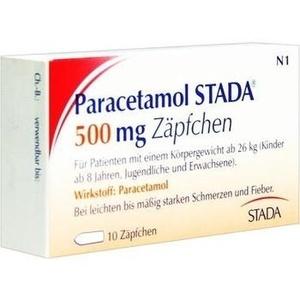 Paracetamol Stada 500 Preisvergleich