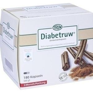 Diabetruw Zimtkapseln Preisvergleich