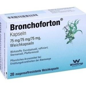 Bronchoforton Preisvergleich