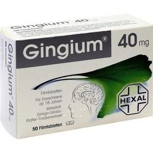 Gingium Preisvergleich