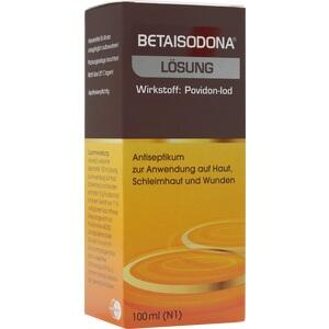 Betaisodona Loesung Preisvergleich