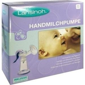 LANSINOH Handmilchpumpe m.2x150ml Flaschen Preisvergleich