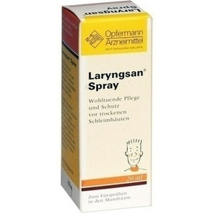 Laryngsan Spray Preisvergleich