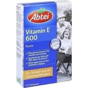 Abtei Vitamin E 600 N Preisvergleich