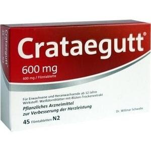 CRATAEGUTT 600 mg Filmtabletten Preisvergleich
