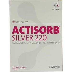 Actisorb 220 Sil 9.5x6.5 Preisvergleich